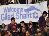 Gilad Shalit i Catalunya