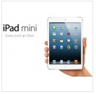 Apple iPad 16GB Mini Celluler (Rp 5,250,000) (W / B)