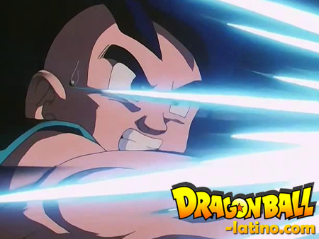 Dragon Ball GT capitulo 32