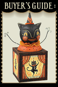 Black Cat Candy Box...