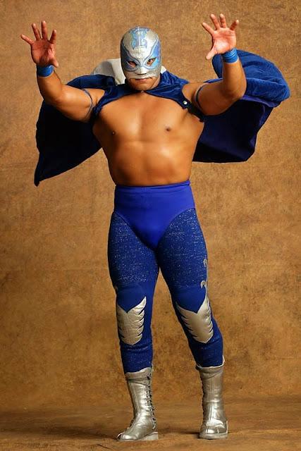 Angel Azteca Jr. - Lucha Libre
