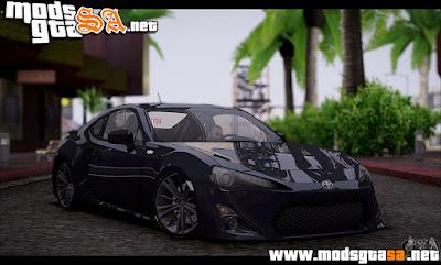 SA - Toyota GT86 2012 BUFG Edition