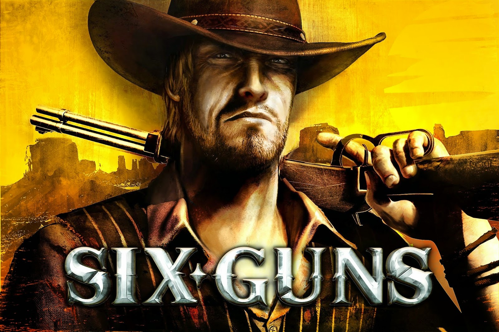 Download Game Six-Guns APK