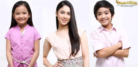 Julia Barretto Stars with Zaijian Jaranilla and Xyriel Manabat in Wanspanataym Presents 'Petrang Paminta'