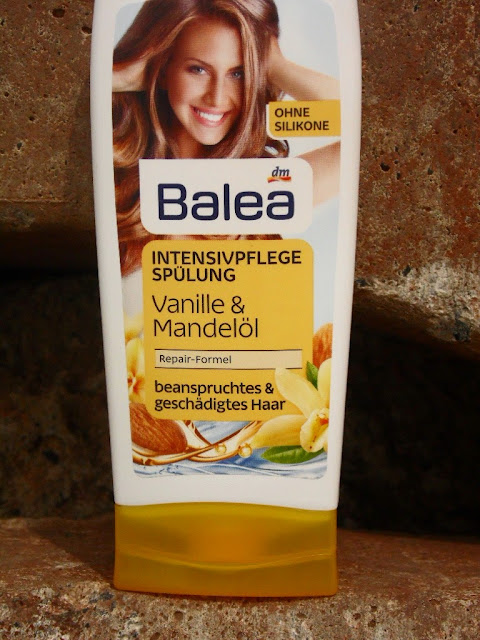 Balea | Odżywka do włosów | Vanille & Mandelol | włosy zniszczone i wymagające