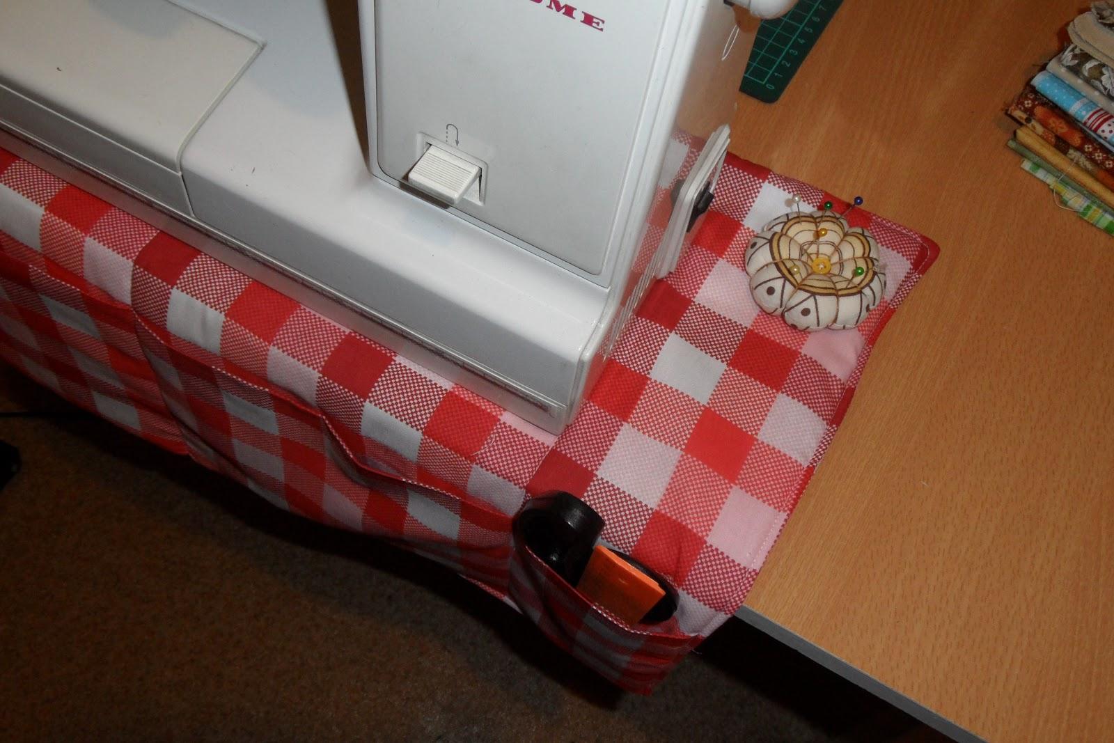 Коврики на швейной машинке своими руками