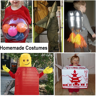 homemade halloween costumes ideas for kids