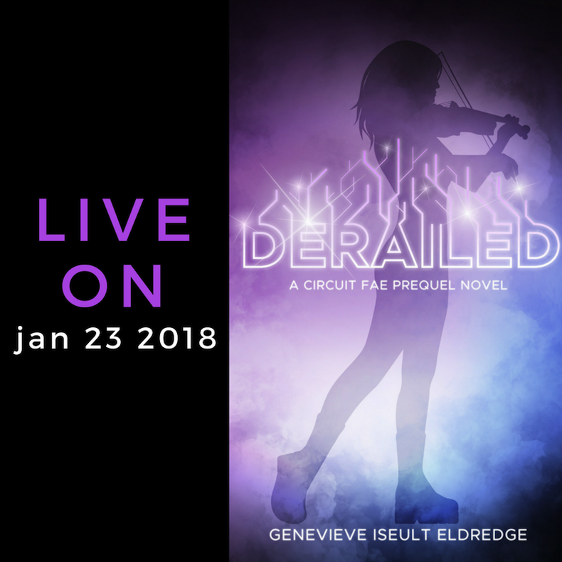 Derailed Book Blitz