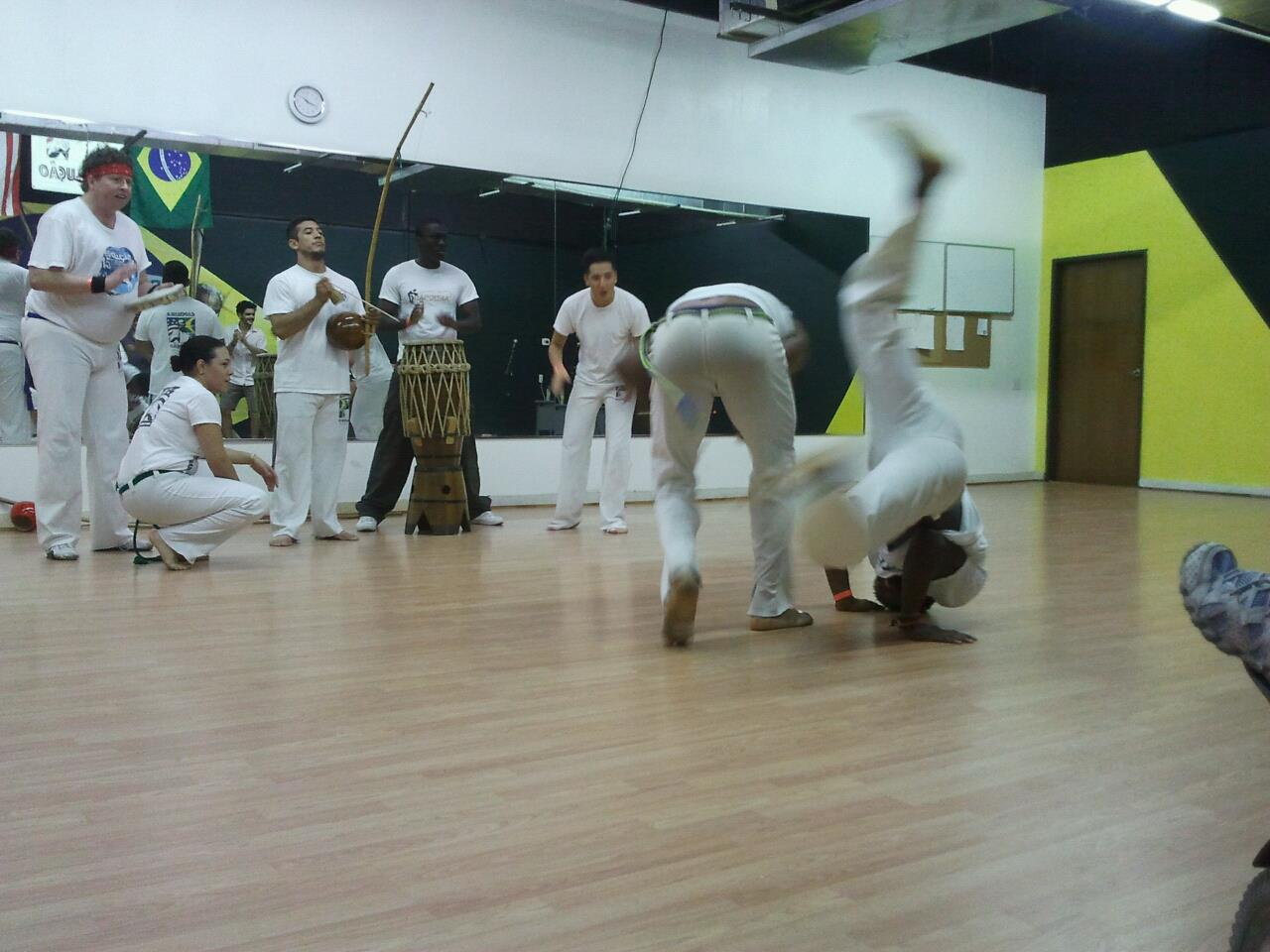 my experience with capoeira Traditional capoeira is coming to the stqi toronto downtown school  then added qi gong and kung fu after my first season not only do i gain a full workout.
