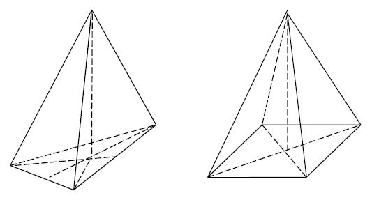 Rumus Bangun Ruang Dimensi Tiga Contoh Soal Dan Pembahasan