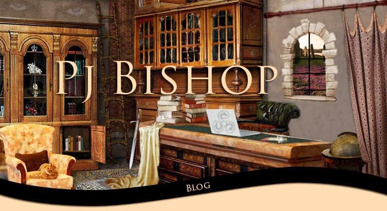 PJ Bishop Author