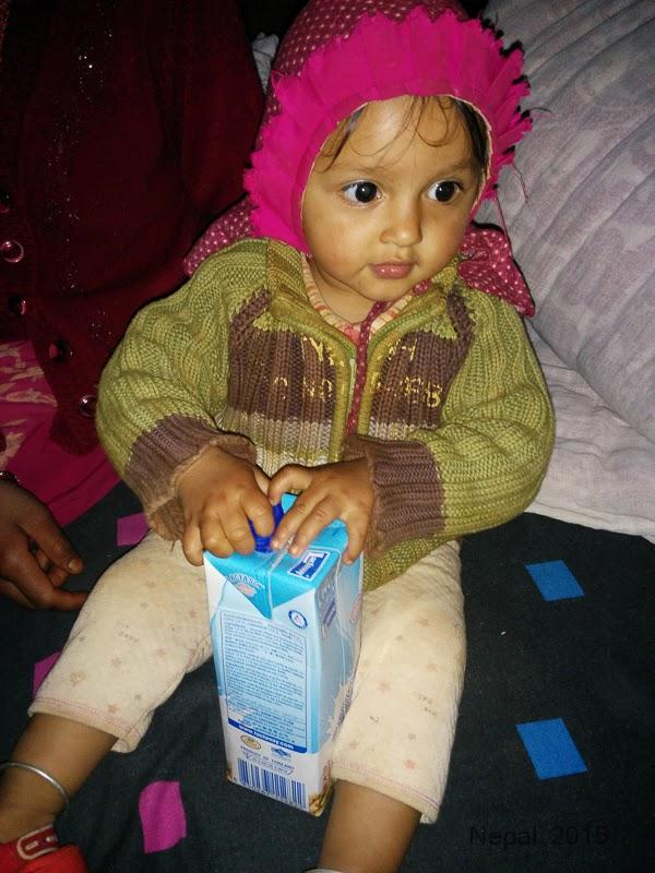 Nepal, te vamos a ayudar - II