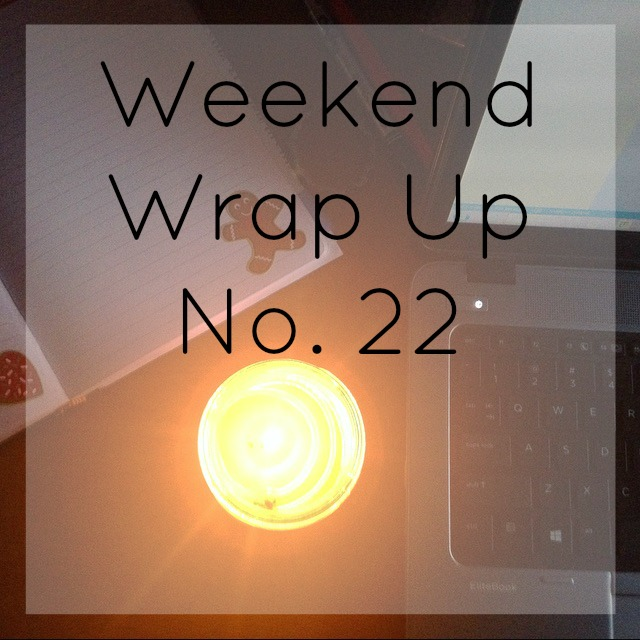 Weekend Wrap Up No. 22 | Courtney's Little Things