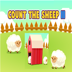 Count the Sheep II (Math Game)