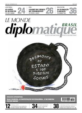 Le Monde Diplomatique - Março de 2017