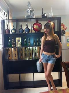 Votey Teav Cambodian Facebook Girl Sexy Photo Special collection 4