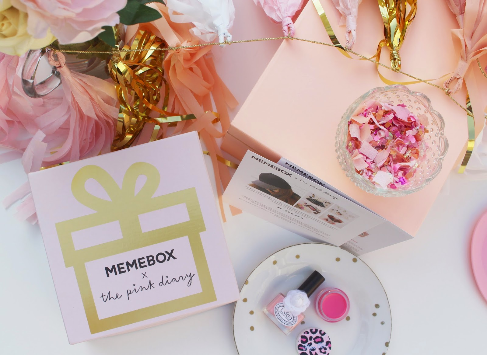 Memebox X The Pink Diary Money Can Buy Lipstick