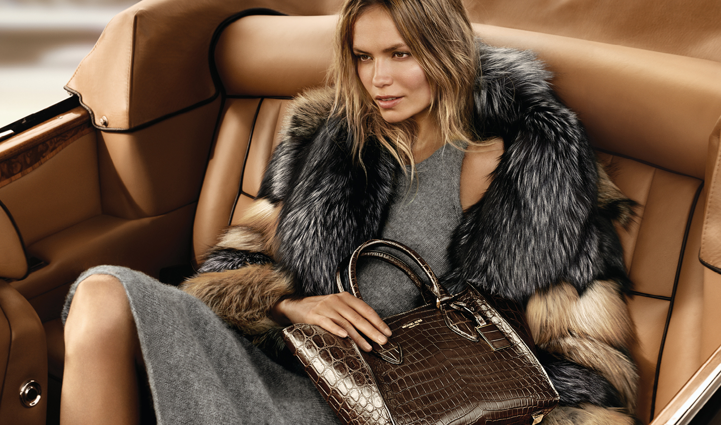 Smile: Ad Campaign: Michael Kors Fall/Winter 2015.16 ...