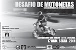 II Desafio de Motonetas