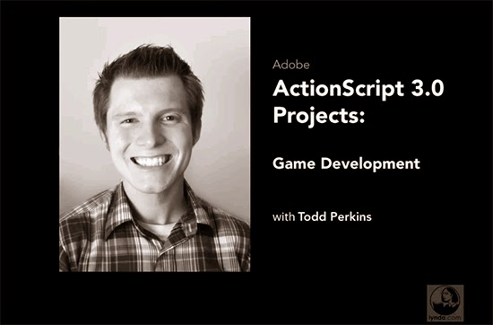 Lynda – ActionScript 3.0 Projects: Game Development