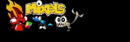 MixelsLA - Mixels Juegos Videos Episodios
