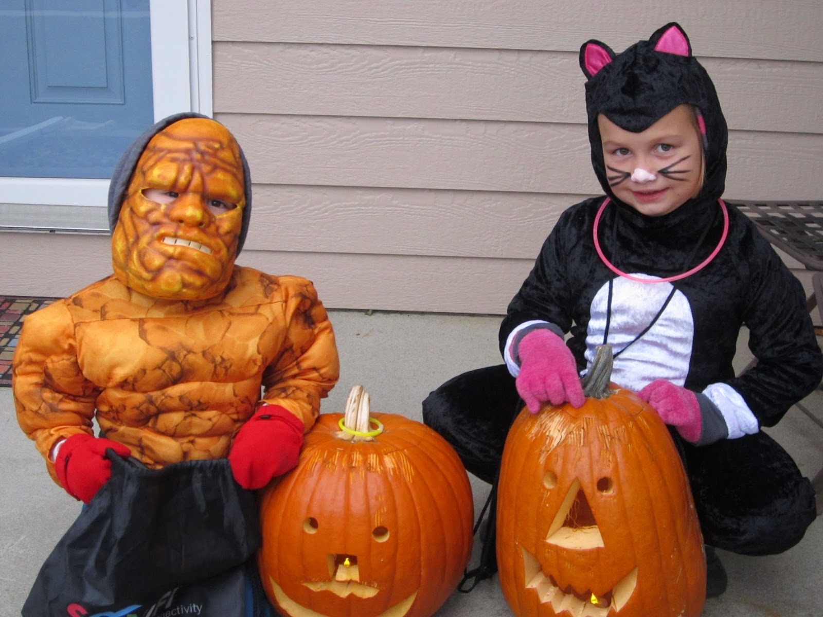 living - laughing - saving: living - sioux falls area: halloween