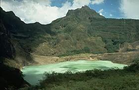 Legenda Gunung Kelud - Cerita Rakyat Jawa Timur