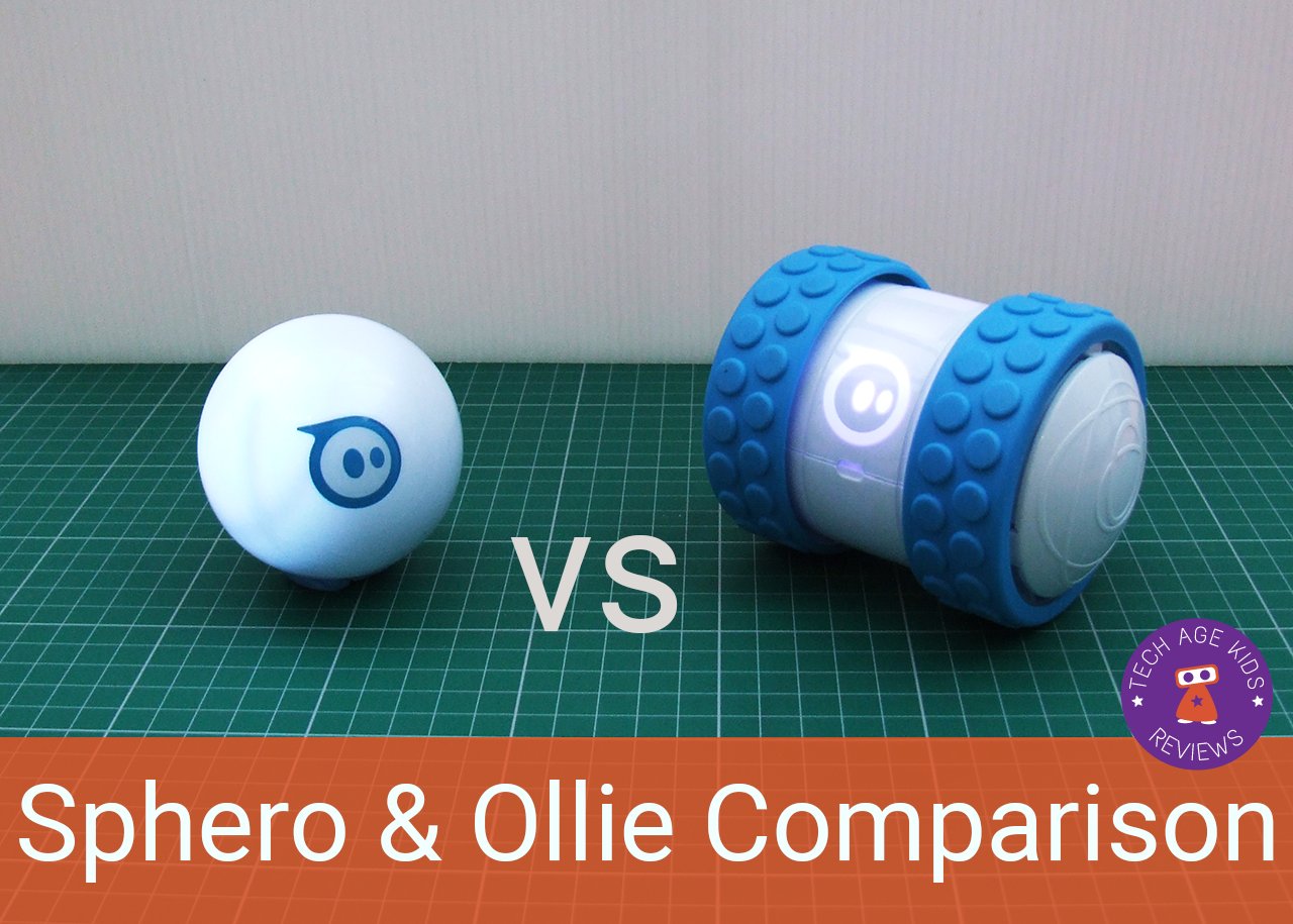 Ollie | The fastest app-enabled racing robot
