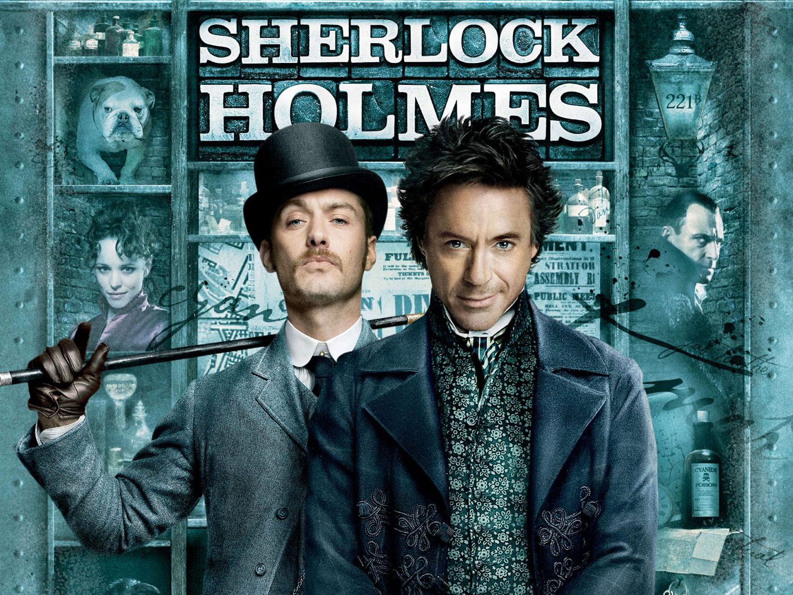 All Sherlock Holmes Movies and Series - IMDb
