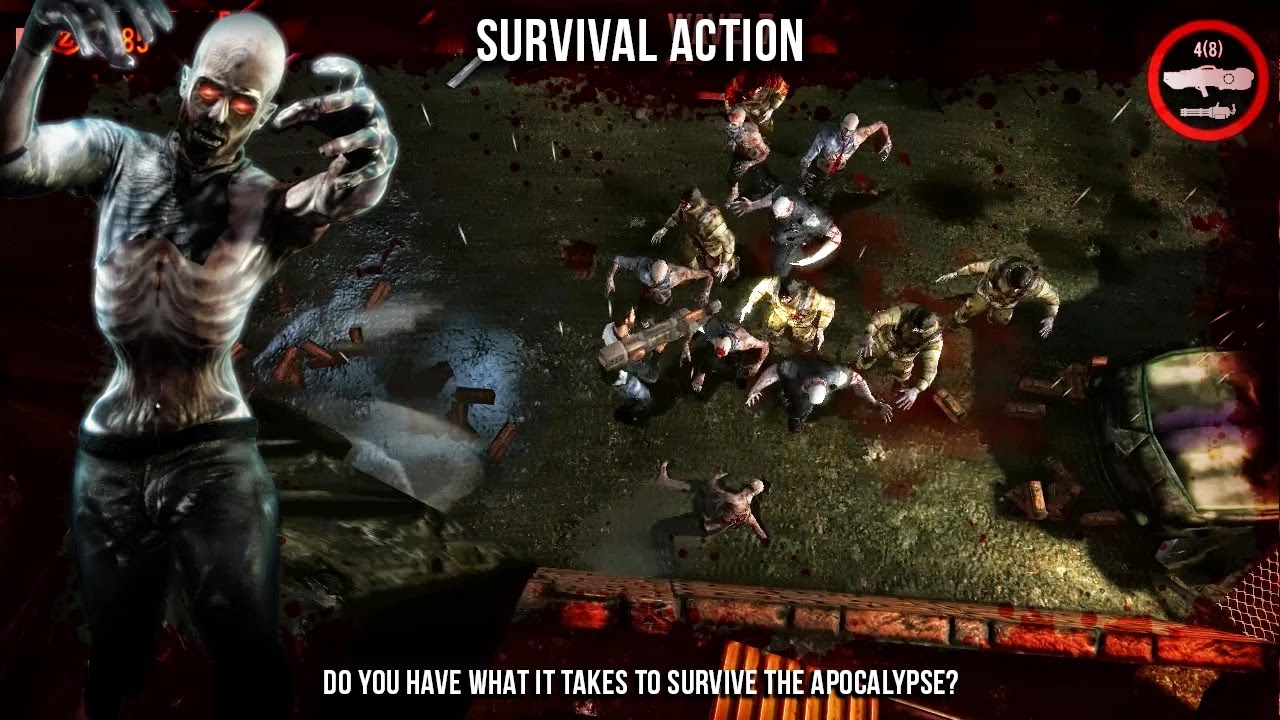 Dead on Arrival 2 v1.1.6 Mod [Unlimited Money & Invincible]
