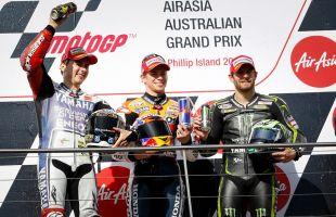 Klasemen MotoGp 2012