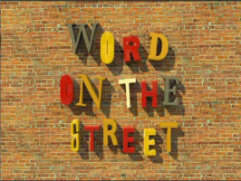 Word on the streets está coproducido por la BBC y el British Council