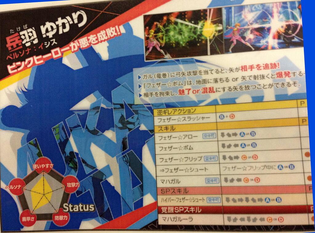 Actu Jeux Video, Arc System Works, Atlus, Jeux Vidéo, Persona 4 : Arena 2,