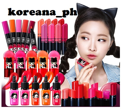 Cute Korean Cosmetics Here!