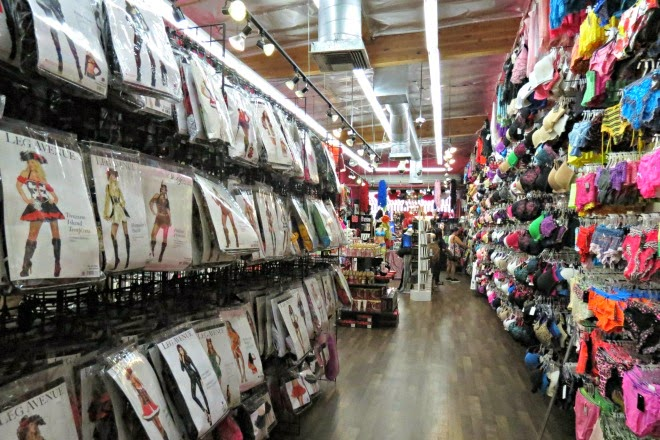 The Santee Alley: Shop Halloween Costumes at Spice Intimates