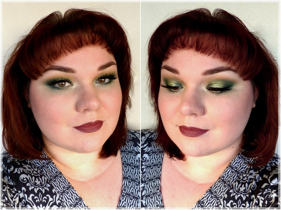Jaclyn Hill inspired Thanksgiving Look
