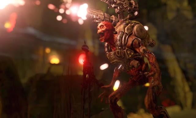 El Reboot de DOOM será presentado en el E3 2015