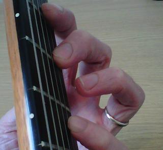 Dadd9 guitar chord