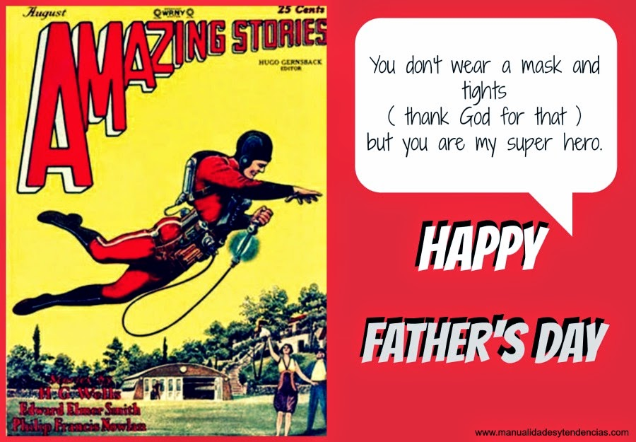 funny father's day card free printable