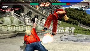 LINK Tekken 6 PSP ISO FOR PC CLUBBIT