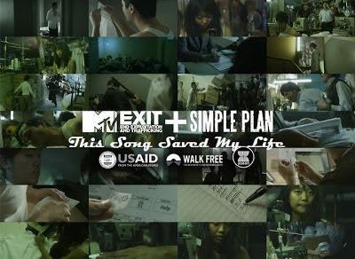 Simple Plan - This Song Saved My Life Lirik dan Video