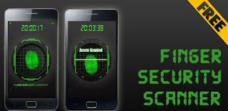 Finger Print Security Scanner android
