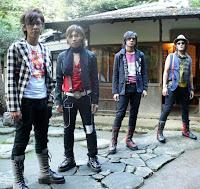 J-Rocks. Perjalanan
