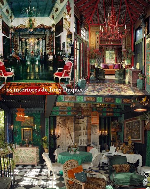 Tony Duquette, a lenda da decoração