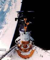 Galileo probe deployed 1989 - NASA