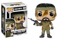 Funko Pop! Sergeant Frank Woods