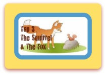 Top 3 at The Squirrel and the Fox
