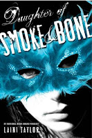 Cover of Daughter of Smoke and Bone by Laini Taylor