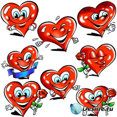 Kalpler, Sevgili, A�k fon ve eklentileri
