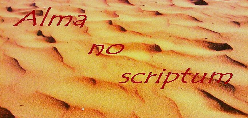 Alma no scriptum